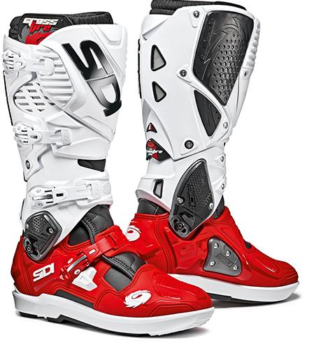Sidi Crossfire 3 SRS Red-White Größe:40-47