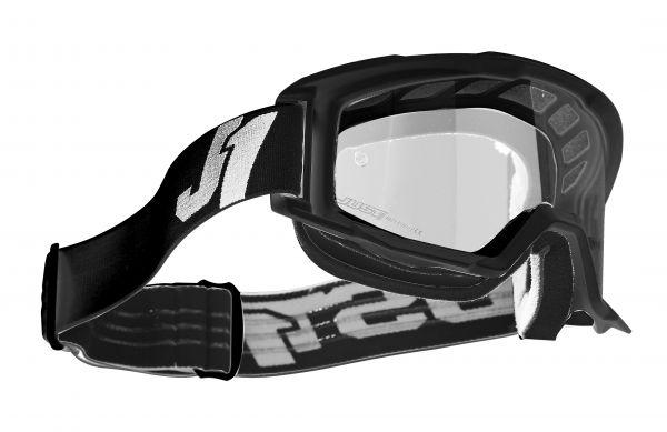 JUST1 Goggle Vitro Schwarz