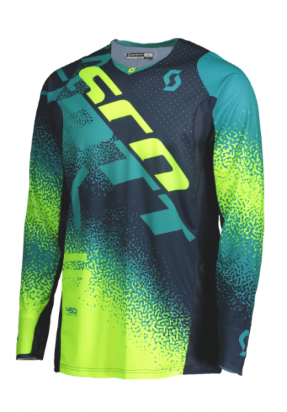 SCOTT 350 NOISE KIDS JERSEY 2020