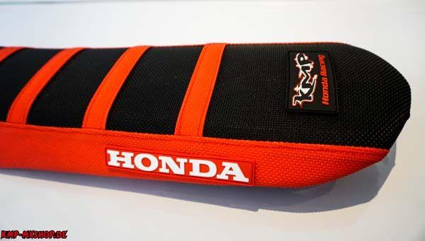 KMP Sitzbezug extrem Grip Honda CRF 250 (18-21) 450 (17-20)
