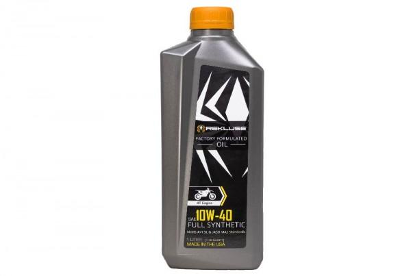 Rekluse Factory Forumulated Öl 10W-40 für 4-Takt-Motoren - 1 Liter