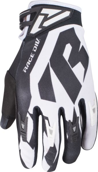 FXR Factory Ride Adjustable Armor MX Glove 19