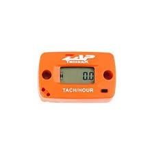 ZAP Drehzahlmesser und Stundenzähler, orange
